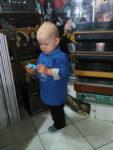 Zdeněček v ćínkém oblečení