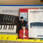 klávesy Casio MA-120